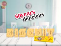 Biscuit advertising