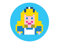 Alice In Pixels Identity