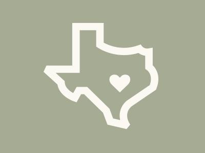 Texas Seal wedding heart austin texas wax thick lines wax seal