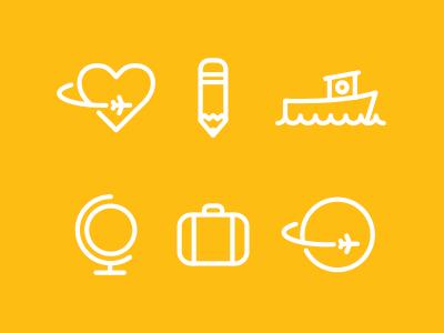 Jumpstreet Icons icon travel education