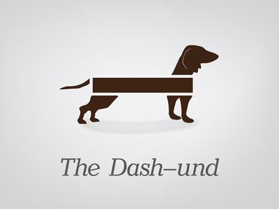 The Dash–und