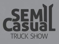 Semi Casual Truck Show