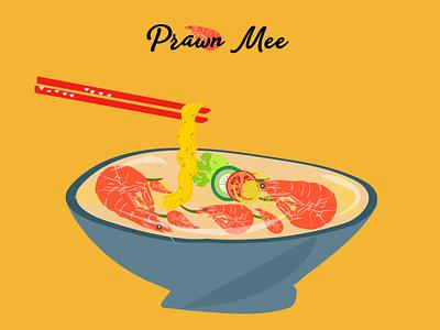 Asian Food Illustration food art foodillustration daily art vector design illustration daily illustration