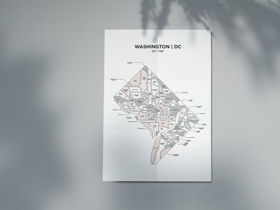 The Neighborhoods of Washington DC