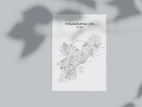 The Neighborhoods of Philadelphia