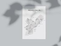 The Neighborhoods of Philadelphia
