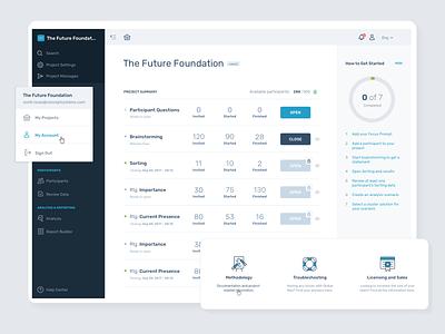 GroupWisdom webdesign design ui ux