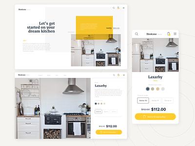 Steel Case Home graphic design webdesign web design ui