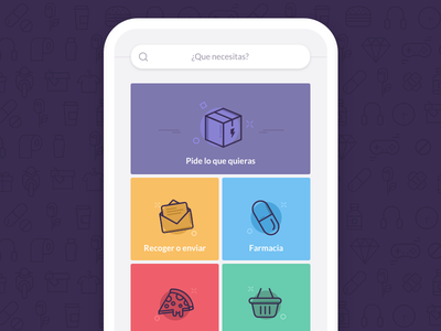 Galgo App icon branding logo app ux ui design
