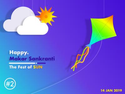 Fest Of Sun. (Makar sankranti)