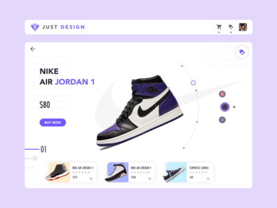 JUST DESIGN (E-Commerce 2)
