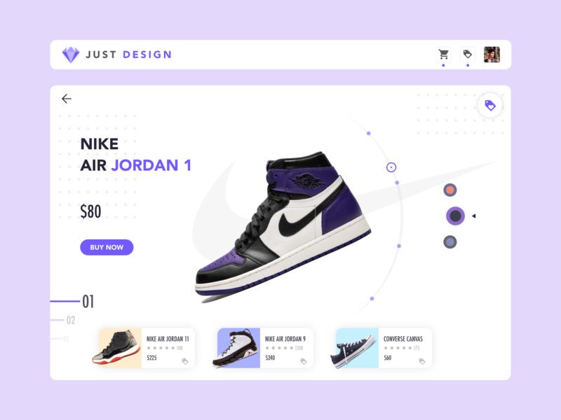 JUST DESIGN (E-Commerce 2) icon typography web logo ux ui design
