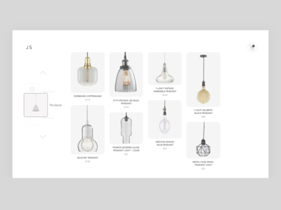 lightning bulbs show case design 2 ( JUST DESIGN )