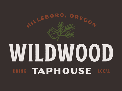 Wildwood Taphouse, Full Logo