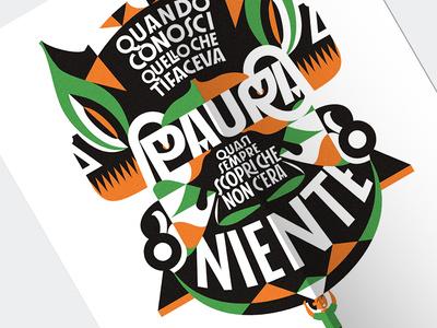 Illustration for Médecins sans frontières / Worthwearing artwork graphic art geometric custom type typography lettering design for good t-shirt graphic t-shirt illustration