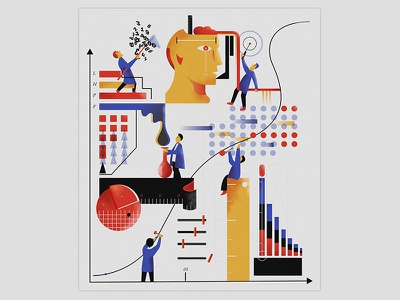 Oltremisura: TEDX MILANO 2018 vector graphic design artwork illustration