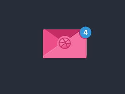 4 Dribbble Invites to give away