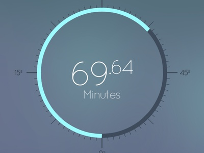 ios7 design practice ios7 timer flat iphone hand iphone timer app stop watch ios flat colors flat style awesome awesome gradient ios7 gradient gradient