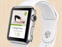 Yoga for the Apple Watch