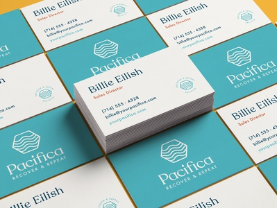 Pacifica Business Card