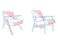 PRL chairs