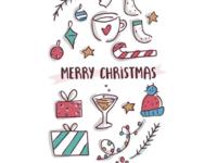 Christmas virtual card