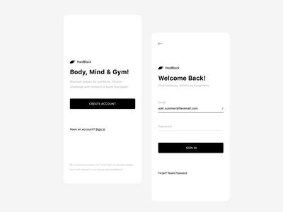 HardBlack - Body, Mind & Gym 🏋🏼♂️
