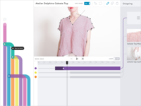 Interactive Media Editor Concept