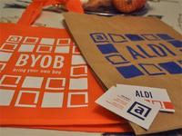 ALDI Rebranding