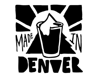 Dribbble made in denver