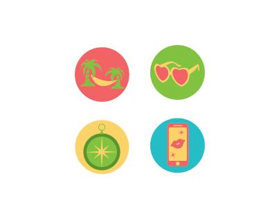 Finishing School for Modern Women Icons kansas wichita modern women finishing school dating app dating cellphone direction compass sunglasses love retirement