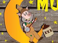 BBQ Hillbilly Pig