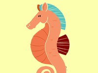 Seahorsey WIP