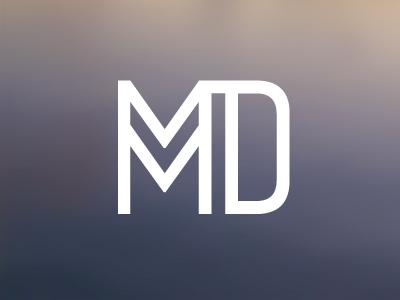Md monogram