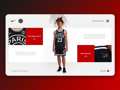 Jordan marketplace - Concept video jordan marketplace nike web gradient sport animation ux ui app design branding