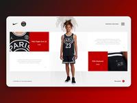 Jordan x PSG - Marketplace