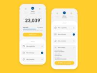 Net Entreprise UI Concept