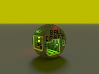 Space Ball Craft-RF