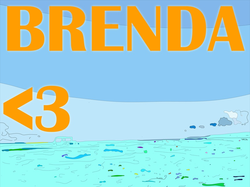 Brenda I Love You spiritguide