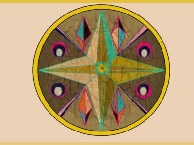 Anti Negativity Mandala