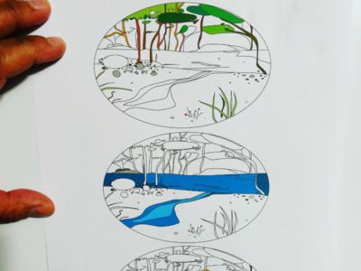 Colour! -ChristianIsland series. fielddesigns
