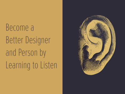 How to Become a Better Designer
