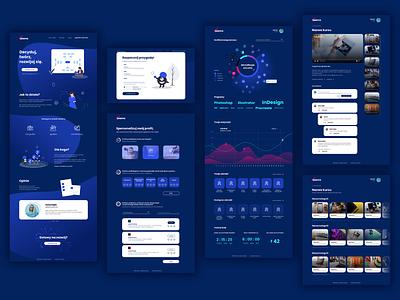 Web platform   Learns web app design e-learning web design web ui design ui design