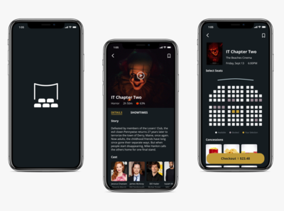 UI Exploration - Movie App