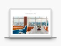 CORE Real Estate — Website