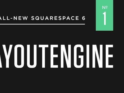 Squarespace LayoutEngine squarespace layoutengine gotham tungsten blog typography