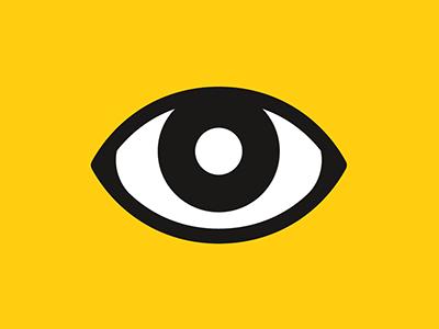 Spectra Design Co. Logo logo yellow eye clean