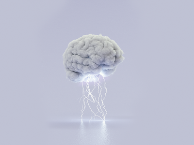 Brainstorm inspiration design creative cinema 4d 3d