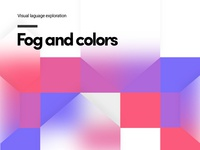 Fog and Colors 3