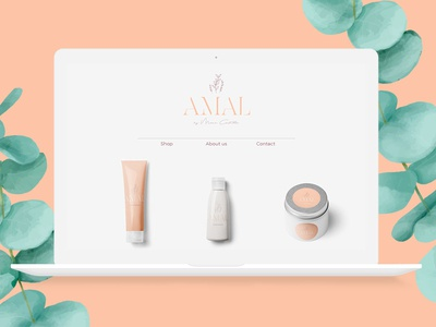 AMAL Beauty website